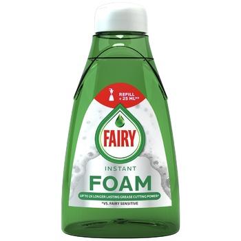 Пена для мытья посуды Fairy 375мл - купить, цены на Ашан - фото 1