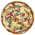 Пицца с курицей 480г