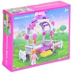 Конструктор Princess Brick 91-99 элементов
