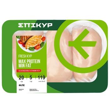 Epikur Fresh Chicken Fillet - buy, prices for Auchan - photo 1