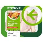 Epikur Broiler Chicken Shin without Antibiotic Small Tray
