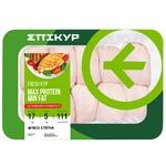 Мясо бедра Эпикур цыплят-бройлеров охлажденное