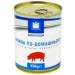 Eurogroup Homemade Pork 350g
