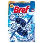 Туалетні блоки для унітазу Bref з хлор компонентом 2Х50г