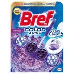 Туалетная блок Bref Color Aktiv Сила лиловый воды Лаванда 50г