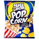 Попкорн Big Bob Сирний оскар 90г