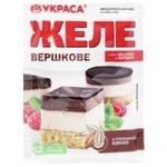 Ukrasa Jelly with Cocoa Powder 90g