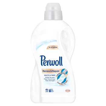 Perwoll White Gel for delicate washing for white clothes 1,8l - buy, prices for Vostorg - photo 1