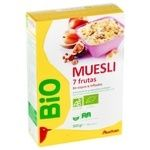 Мюслі Auchan Bio 7 фруктів 500г