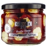 Gurme 212 Cherry pepper with ricotta cheese 300g