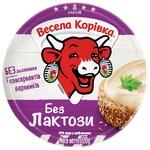 Сир плавлений Весела Корівка Без лактози 45% 120г