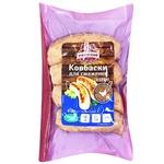 Ковбаски Бащинський курячі охолоджені вищий сорт
