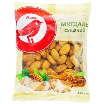 Auchan Dried Almonds 150g