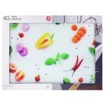 Actuel Glass Board 40*30*0,4cm