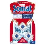 Засіб для догляду за посудомийними машинами Somat 3*20г/уп