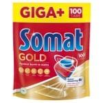 Таблетки для посудомийної машини Somat Giga Plus Gold 100 таблеток
