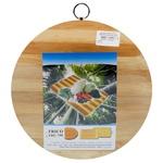 Cutting board Frico bamboo 25cm