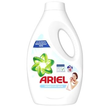Гель для стирки Ariel для чувствительной кожи 990мл