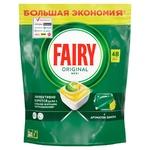 Fairy Original Tablets for Dishwashers 48pcs