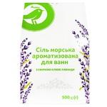 Соль Каждый День для ванн с эфирным маслом лаванды 500г