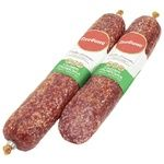 Globino Salami raw smoked sausage 330g