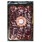 Колбаса Салями Organic Meat Тоскана сырокопченая органическая высшего сорта 80г