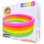 Басейн надувний Intex 168*46см