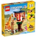 Конструктор Lego Creator 31116 Будиночок на дереві для сафарі