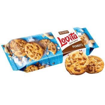 Печенье Roshen Lovita с арахисом 150г