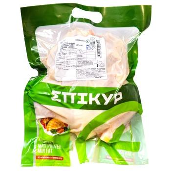 Тушка Эпикур куриная охлажденная первой категории 1,4-1,7кг
