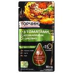 Соус Торчин с томатами розмарином и орегано 80г