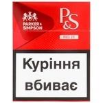 Parker&Simpson Red Cigarettes 25pcs