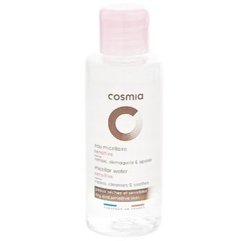 Мицеллярная вода Cosmia для сухой и чувствительной кожи 75мл - купить, цены на Ашан - фото 1