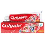 Детская зубная паста Colgate Доктор Заяц со вкусом клубники 50мл