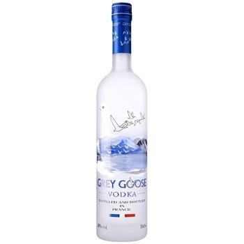 Gray Goose Vodka 40% 0,7l - buy, prices for CityMarket - photo 1