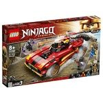 Конструктор Lego Ninjago 71737 Переслідувач ніндзя X-1