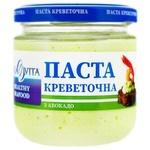 Паста Aqua Vita креветочная с авокадо 150г