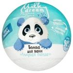 Milky Dream Kids Blue Panda Bath bomb 100g