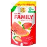 Крем-мило For My Family Полуниця та гуава з рисовою олією 560мл