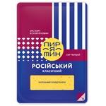 Сыр Пирятин Российский Классический нарезанный 50% 150г