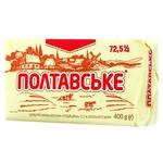 Смесь растительно-молочная Полтавское Традиционная несолёная 72,5% 400г