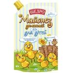 Shcherdro Homemade For Children Mayonnaise 67% 190g