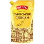 Майонез Щедро Львовский Премиум 80% 300г