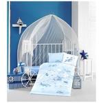 Aran Clasy Super Wings Children's Bedding Set 100x150/2x35x45cm