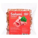 Cracker Veln with salami 100g Ukraine