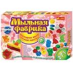 Набор для творчества Ranok-Creative Мыльная фабрика Овощи-фрукты