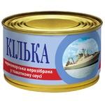 Килька IRF черноморская в томатном соусе 230г