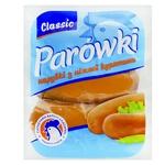 Сардельки Parowki Classic першого гатунку вагові