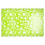 Zeller Loop Rug under Plate 43,5х28,5cm green plastic