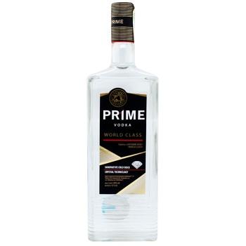 Горілка Prime World Class 40% 1л